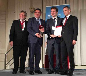 m4 Award Prof. Beilhack & Prof. Wajant
